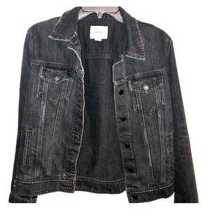 Old Navy Jackets & Coats - Black Denim Jacket